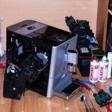 Самостоятельный ремонт кофемашин и кофеварок