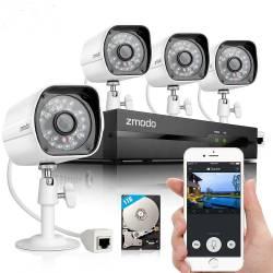 Установка видеонаблюдения, ремонт и настройка существующих сетей, ремонт оборудования видеонаблюдения.