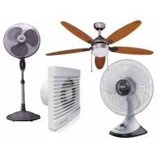 Ремонт вентиляторов, увлажнителей , фильтров и моек воздуха.